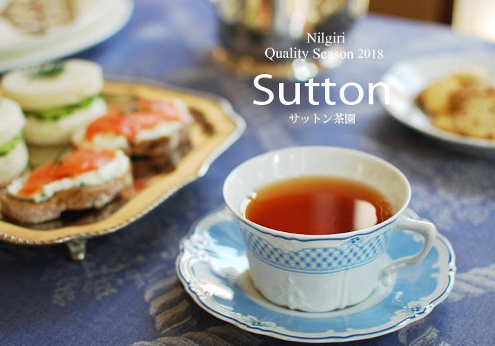 ニルギリ2018クオリティーシーズン・サットン茶園